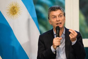 Macri,アルゼンチン