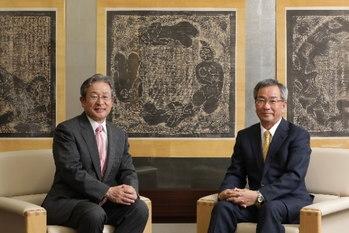 美しい経済人,大原總一郎,伊藤正明,江上剛