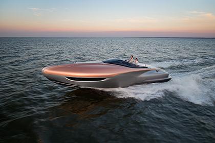 LEXUS Sport Yacht Concept(画像=LEXUS)