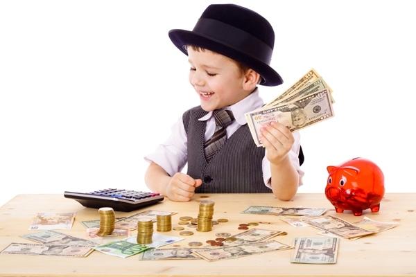 子ども,お金の教育