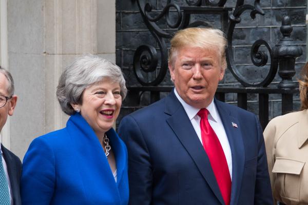"""米英対立はただの""""対立""""ではない ~真のターゲットは誰か~"""