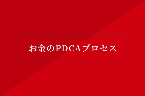 お金のPDCAプロセス