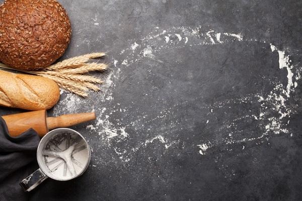 小麦粉,パン
