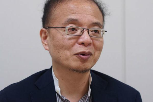 中原裕彦氏