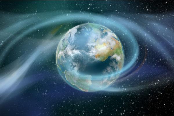 磁気,経済活動,地球