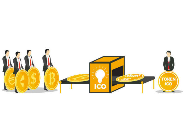 ICO,資金調達,仮想通貨,BTC,ビットコイン