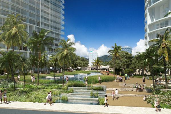 ハワイに「富裕層が暮らす街」が誕生?噂のワードビレッジとは