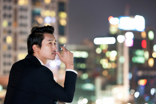 韓国経済,たばこ,嗜好品