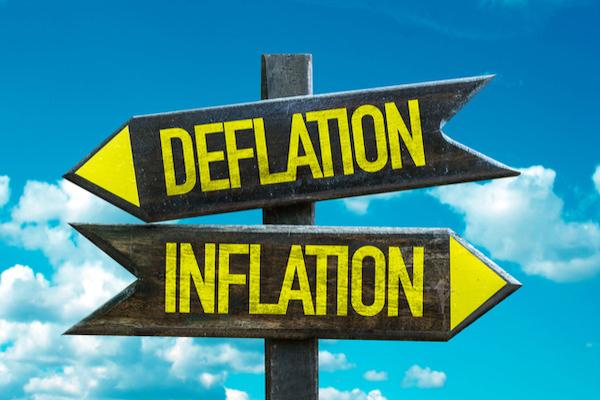 インフレ,資産,物価上昇