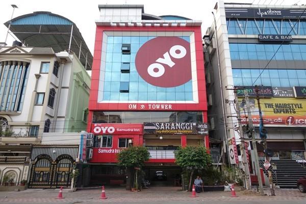 不動産業界,インド,OYO