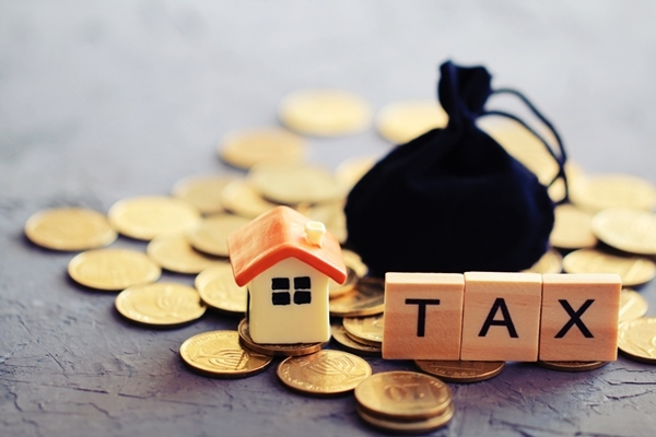 不動産,贈与,税金