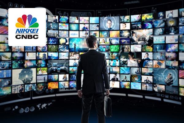 「日経CNBC」の動画配信サービスと連携を開始