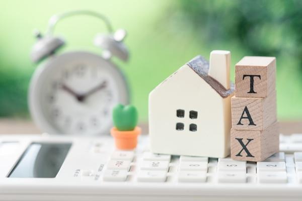 不動産売却,税金,所有期間,税率