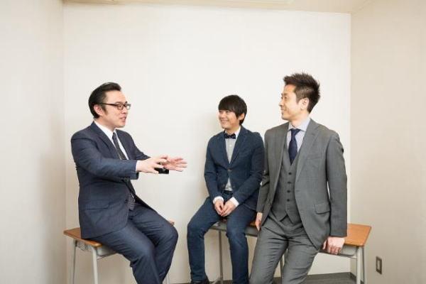 勉強,坪田信貴,ロザン
