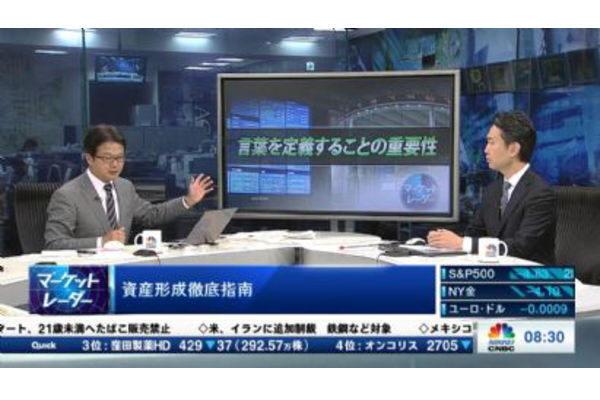 【2019/05/09】マーケット・レーダー