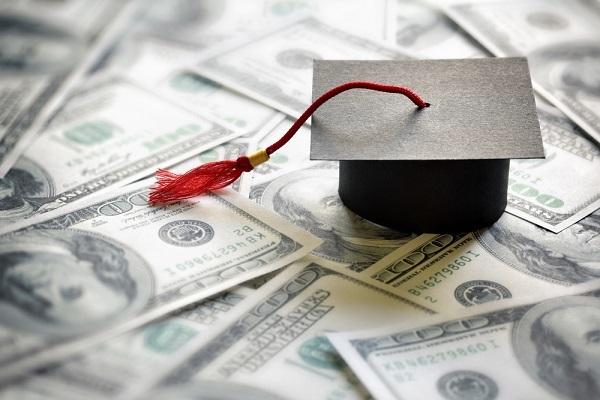 学資ローン,破産宣告,負債