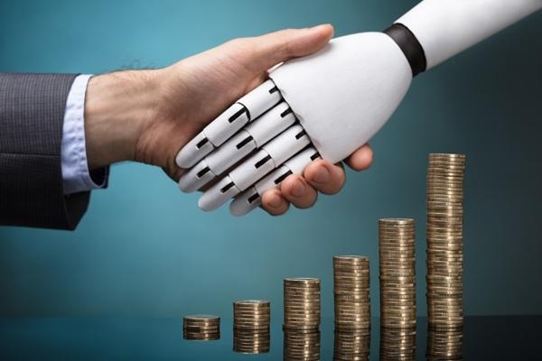 ロボアドバイザー,AI投資