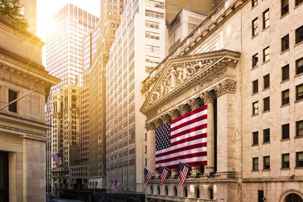 米国経済,日本株