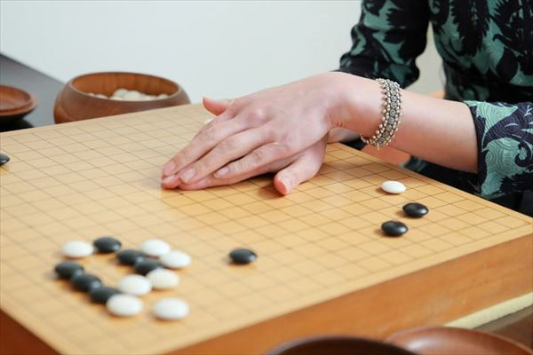 囲碁, 悪女, 超一流