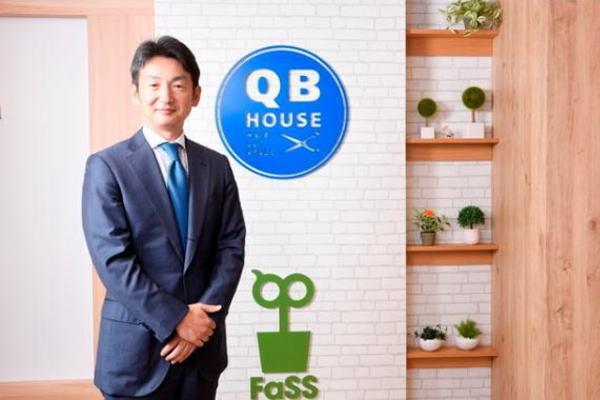 QBハウス,北野泰男
