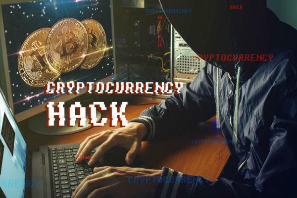 暗号通貨,詐欺