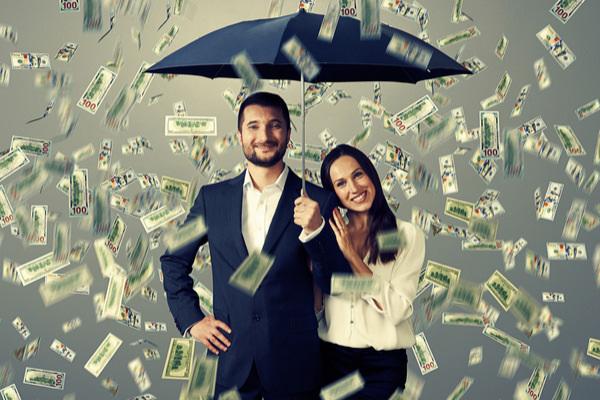 幸福,お金,成功