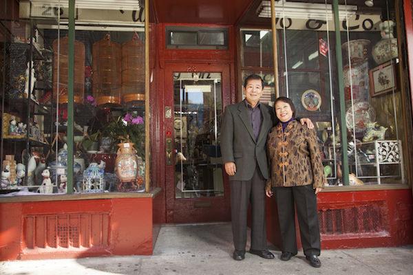 中国経済,小売業界