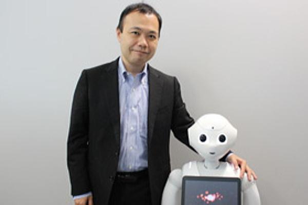世界初の感情認識パーソナルロボット Pepperの近況について聞いてきた