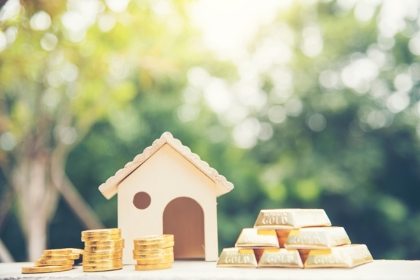金,不動産,実物資産,投資