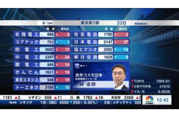 個別株を斬る【2019/07/23】