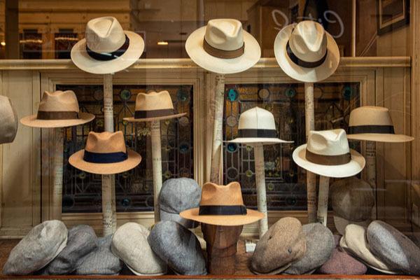 渋沢栄一,日本,帽子文化
