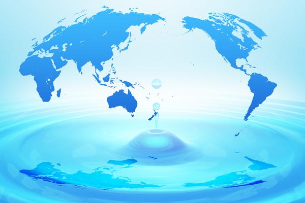 全世界の水資源