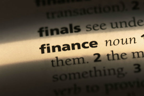 金融,用語