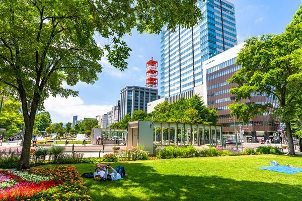 札幌,大通公園,ワクワクスポット