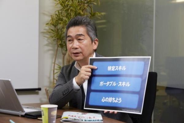 柴田励司,40代,スキル