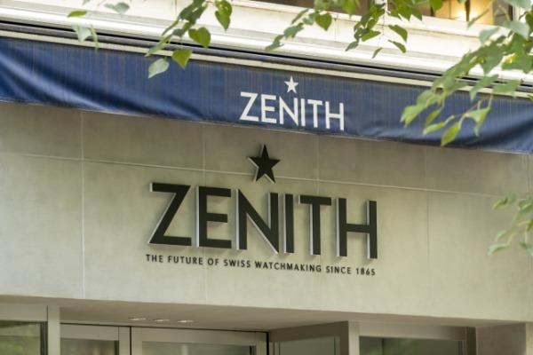世界のビジネスパーソンから選ばれ続ける高級時計ゼニス