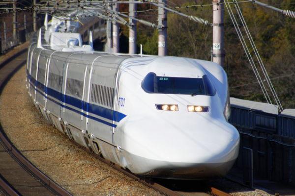 東海道・山陽新幹線,のぞみ,非破壊検査