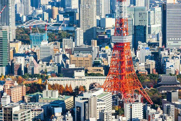世界,東京,不動産マーケット