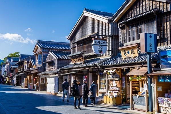 日本人の心のふるさと、伊勢神宮へ行こう