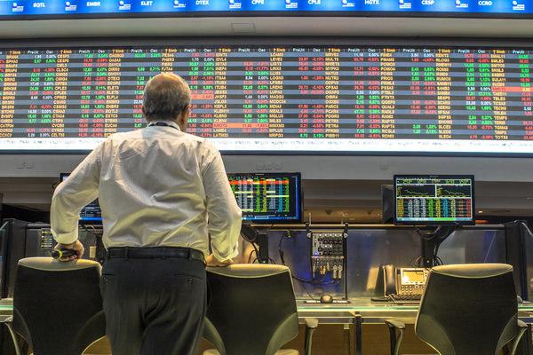 株式,海外投資家