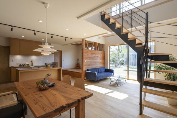 ハウスジャパンが手がけた住宅の一例