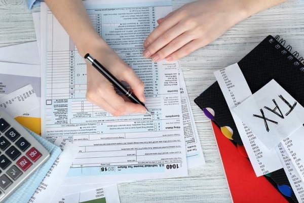 投資信託, 税金