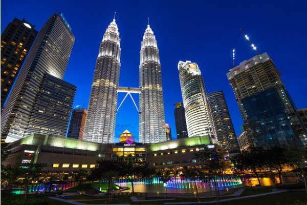 マレーシア,GDP