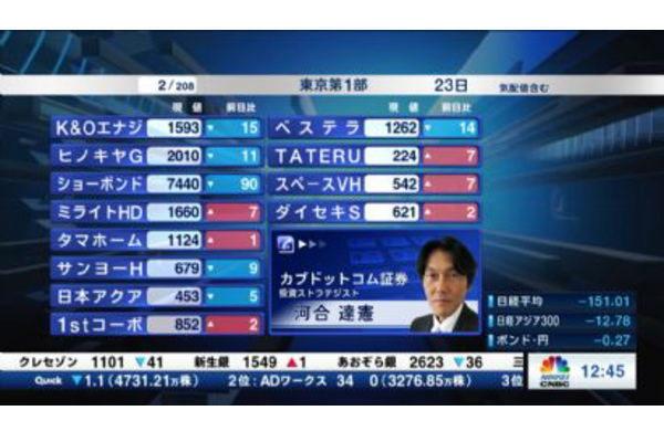 個別株を斬る【2019/05/23】