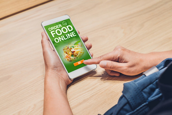 飲食,アプリ,レストラン