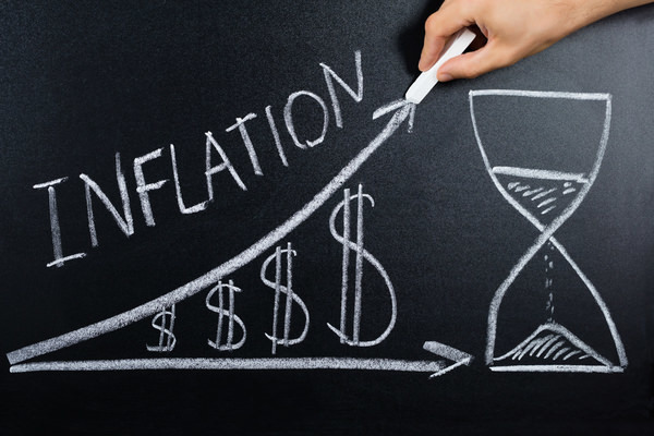 値上げ,インフレ