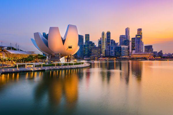 Visit In Singapore