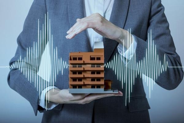 不動産投資,地震保険