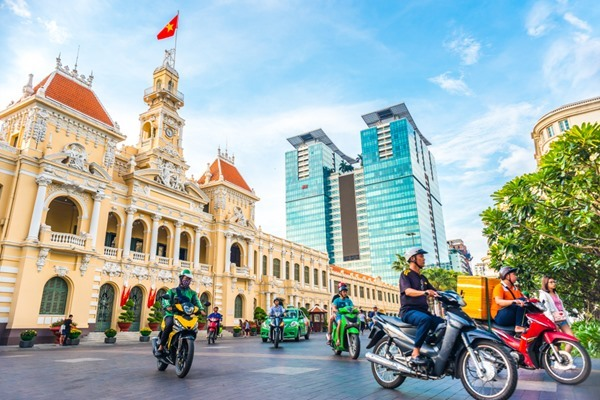 ベトナム,アジアNo1,投資先