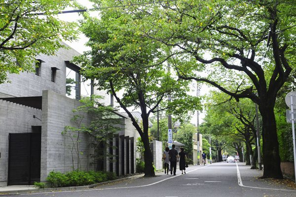 富裕層が好む東京都内の高級住宅街